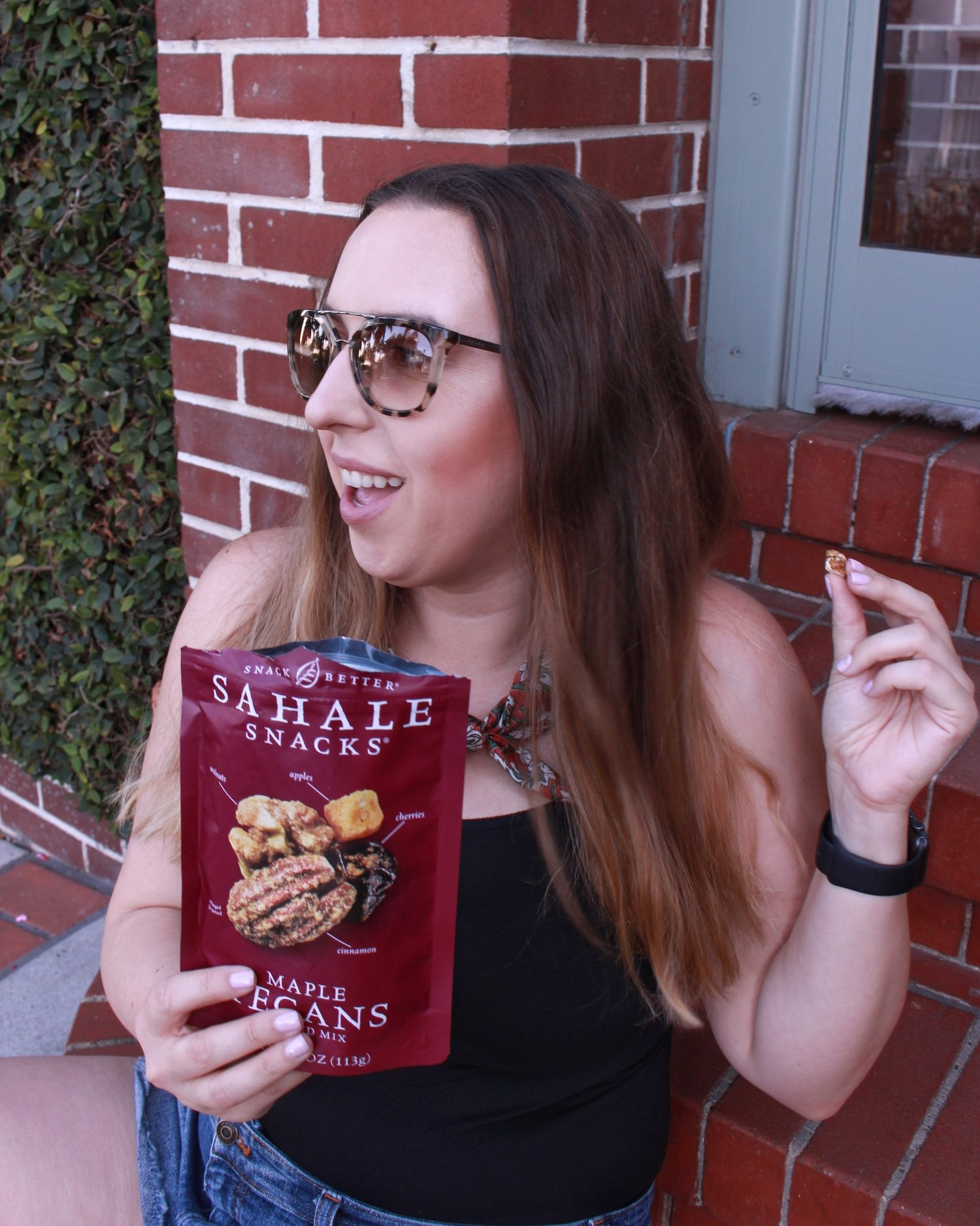 Sahale Snacks Maple Pecans Glazed Mix 4oz