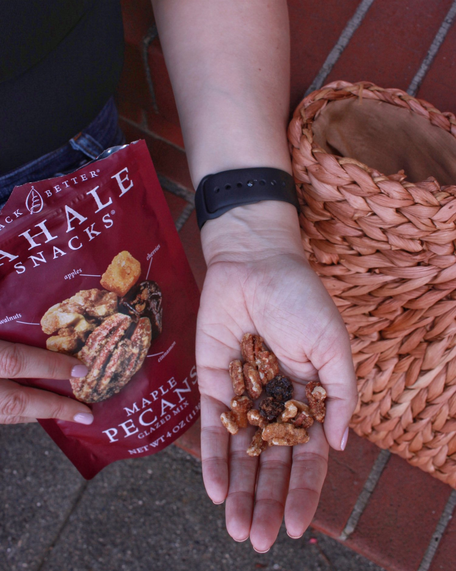 Sahale Snacks Maple Pecans Glazed Mix