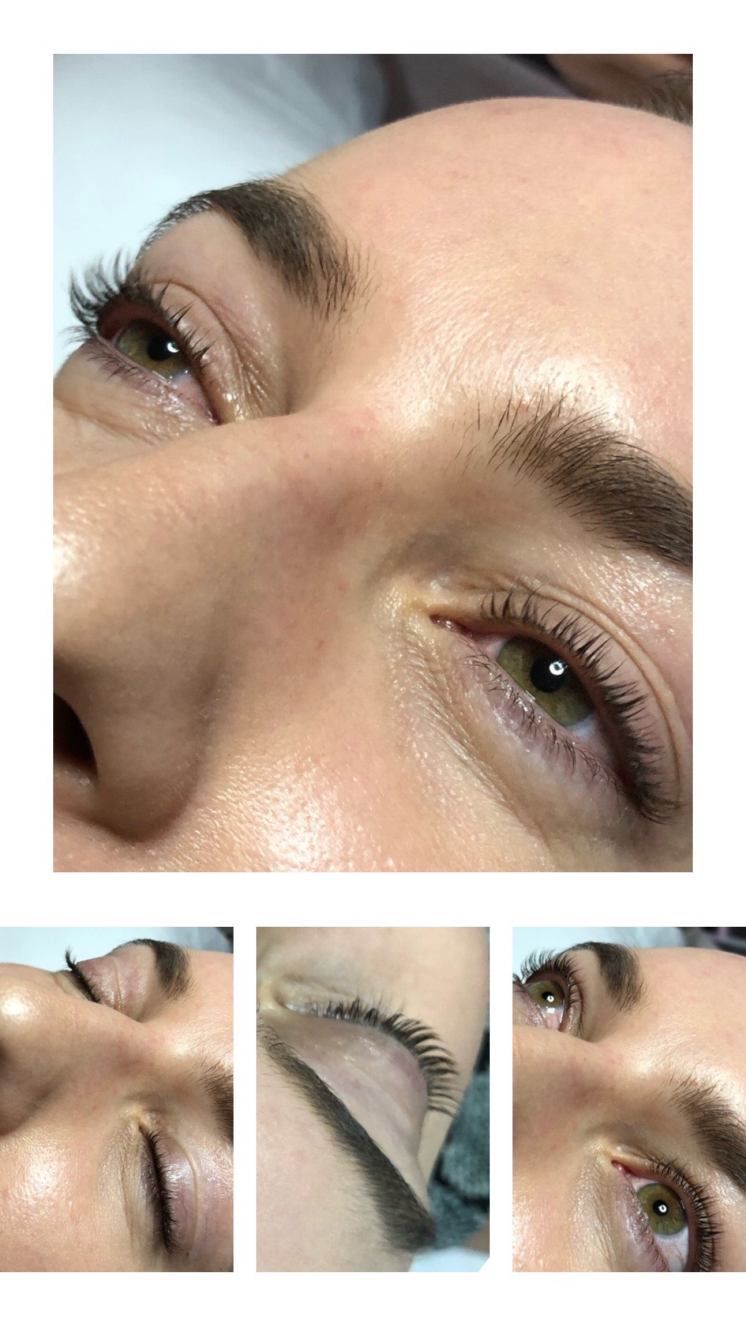 Lash Lift Results