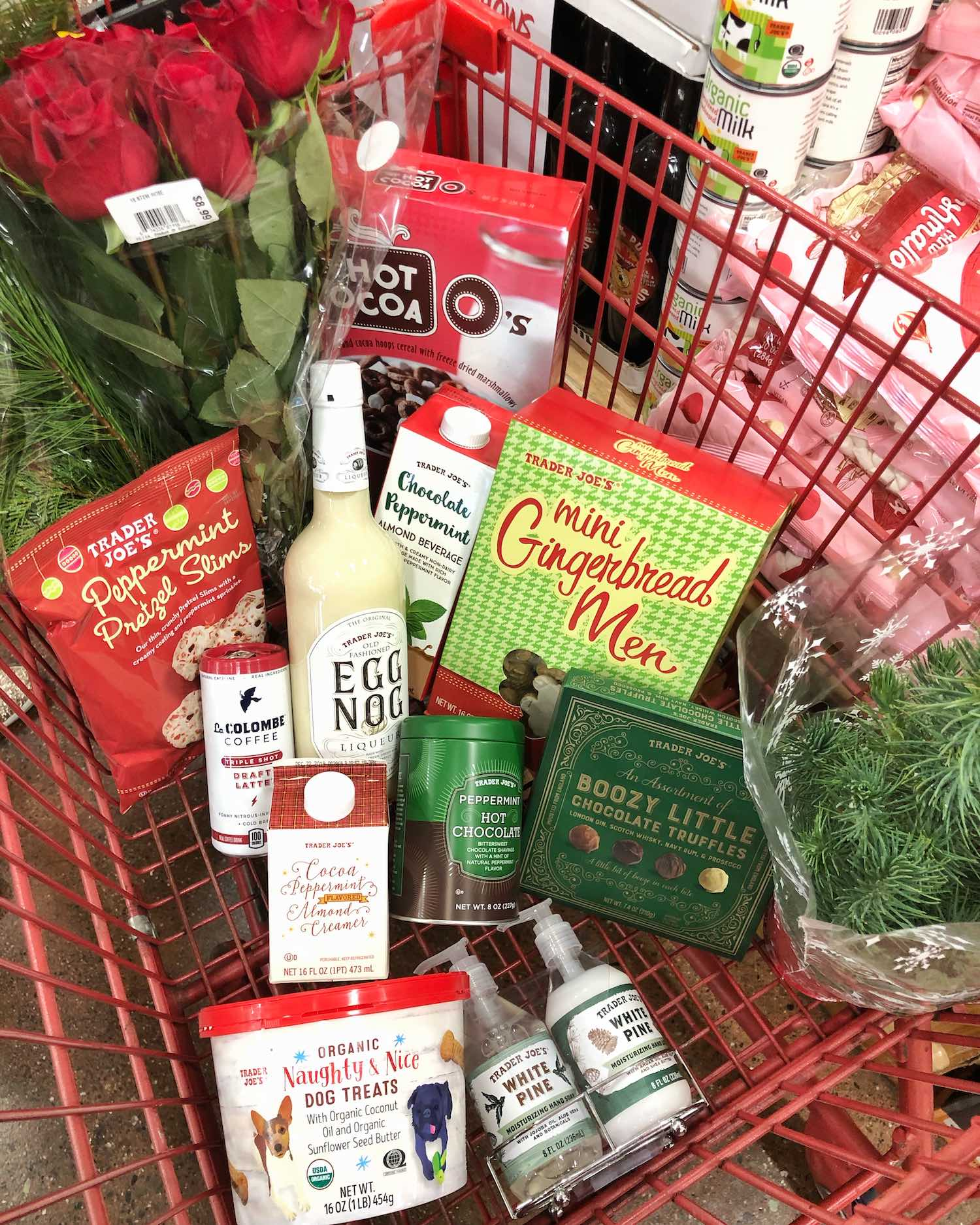 Trader Joe's Holiday Gift Guide 2019