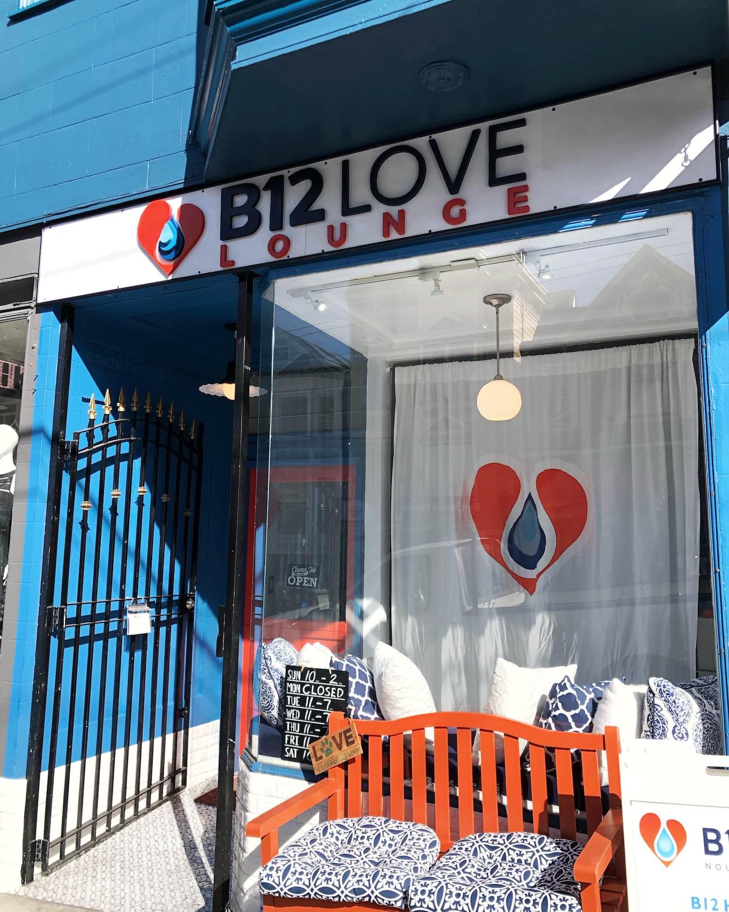 B12 LOVE San Francisco
