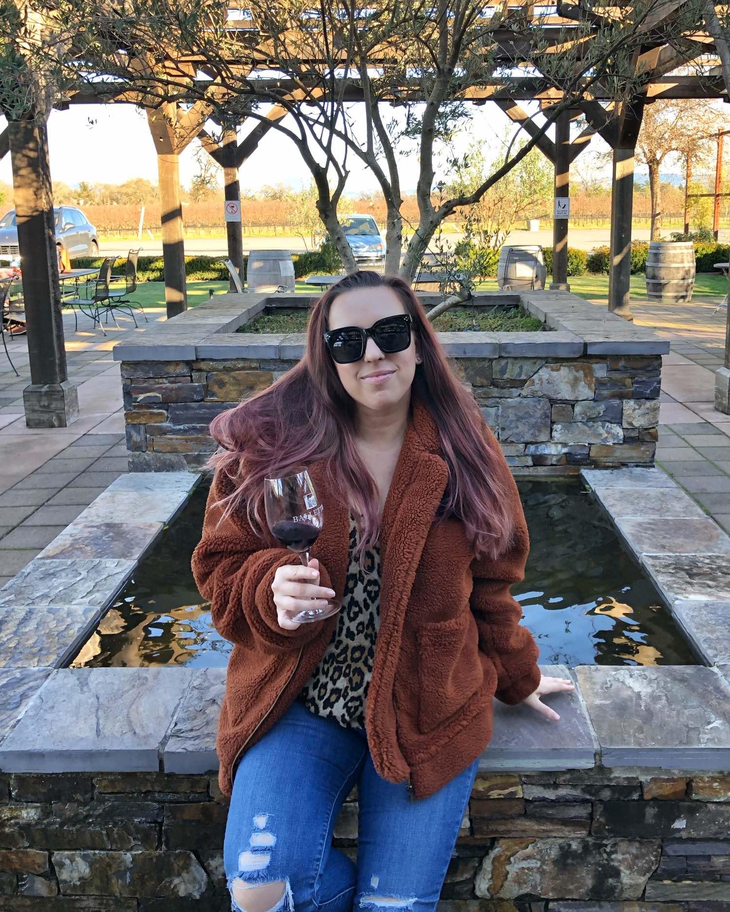Free Wine Tasting in Sonoma County