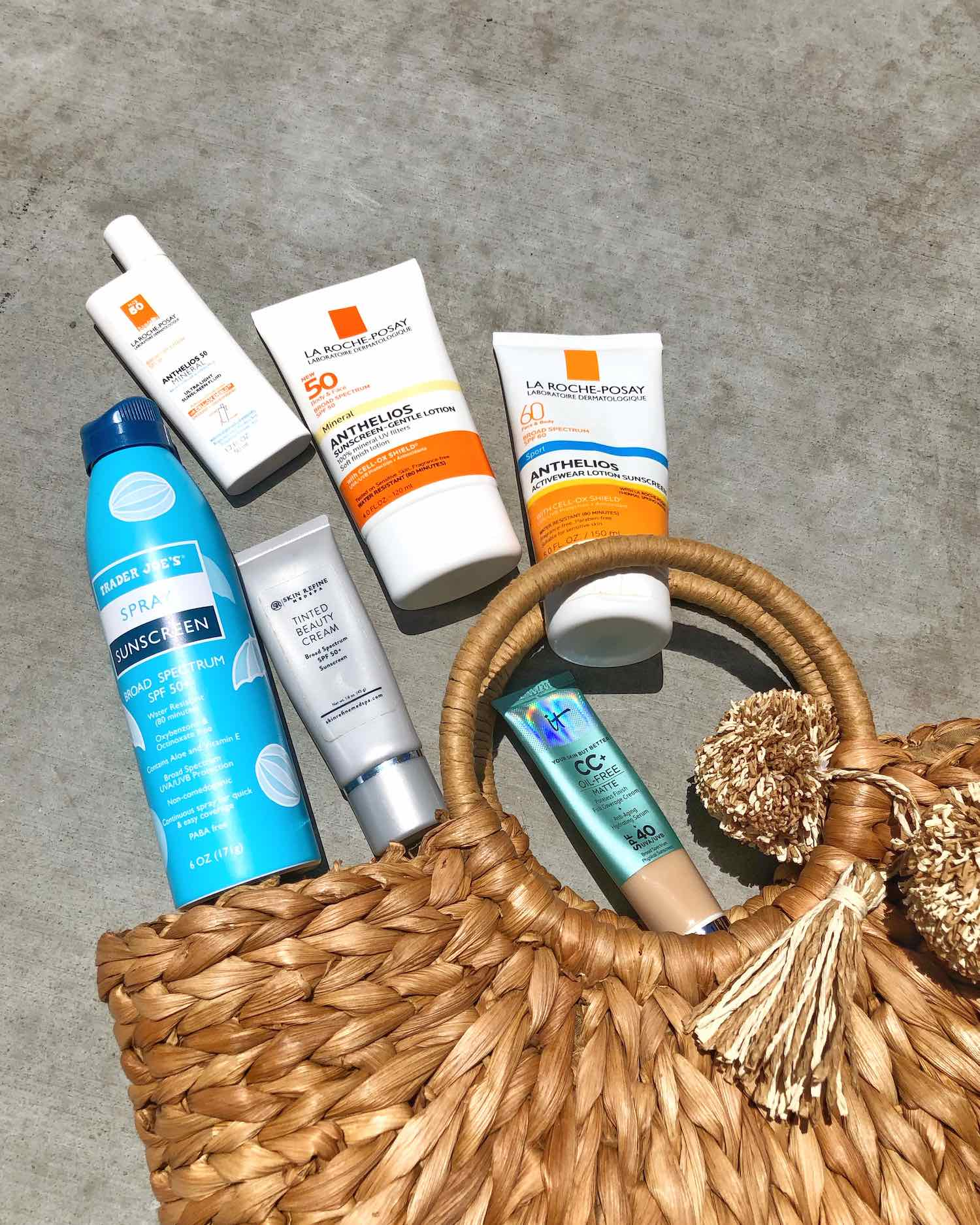 Best Broad Spectrum Sunscreens