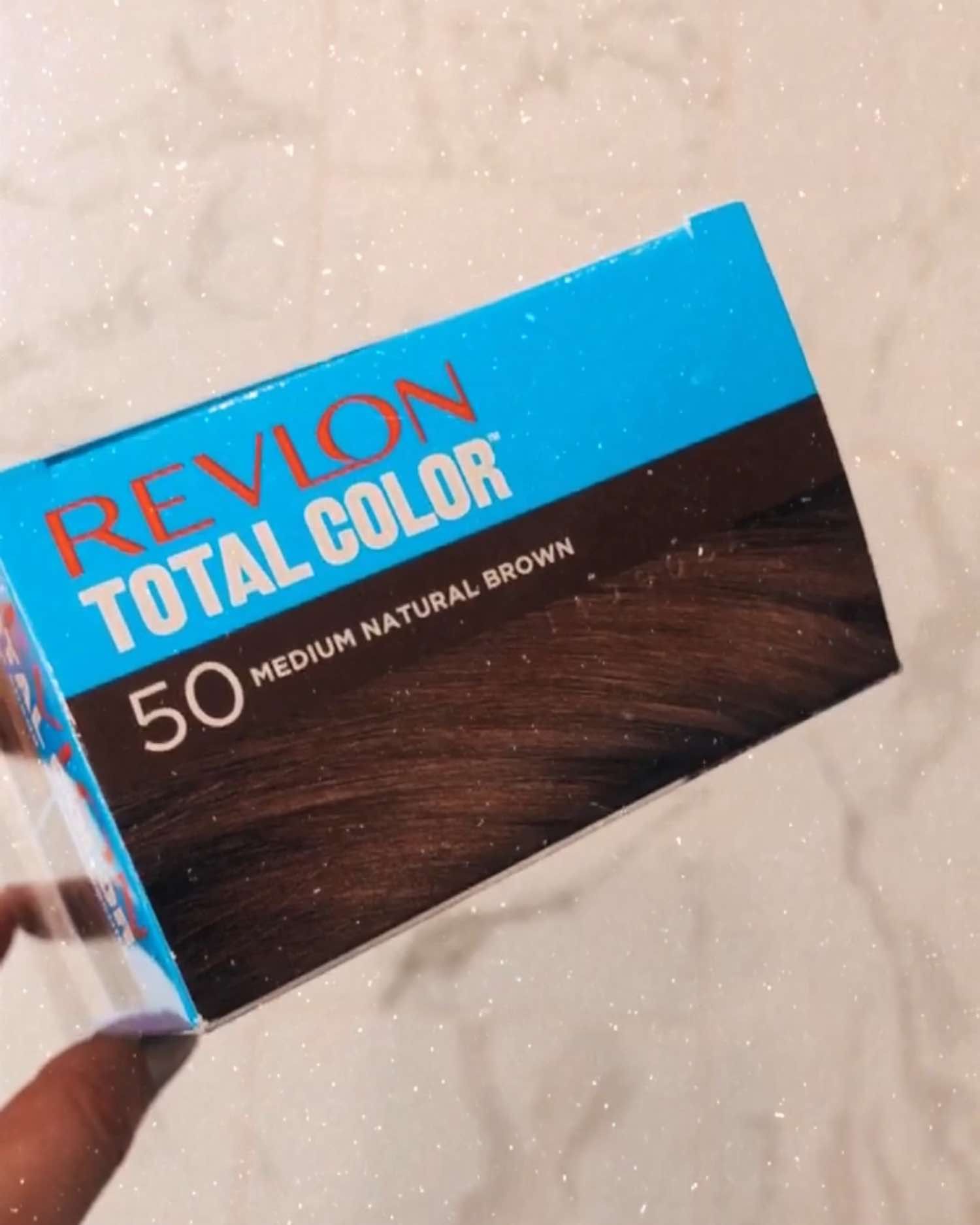 Revlon Total Color 50 Medium Natural Brown