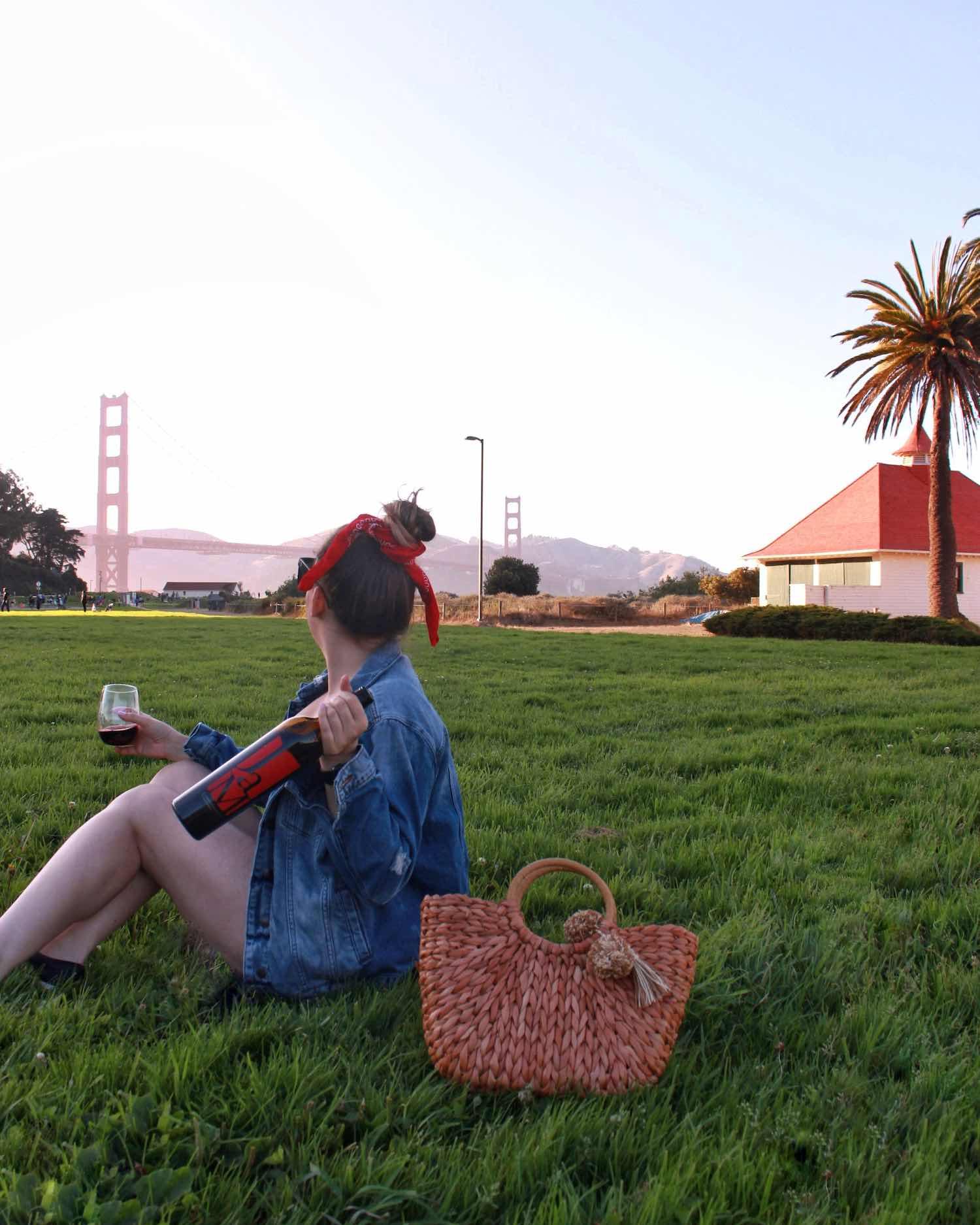 100+ Most Instagram Worthy Spots in San Francisco - Crissy Field