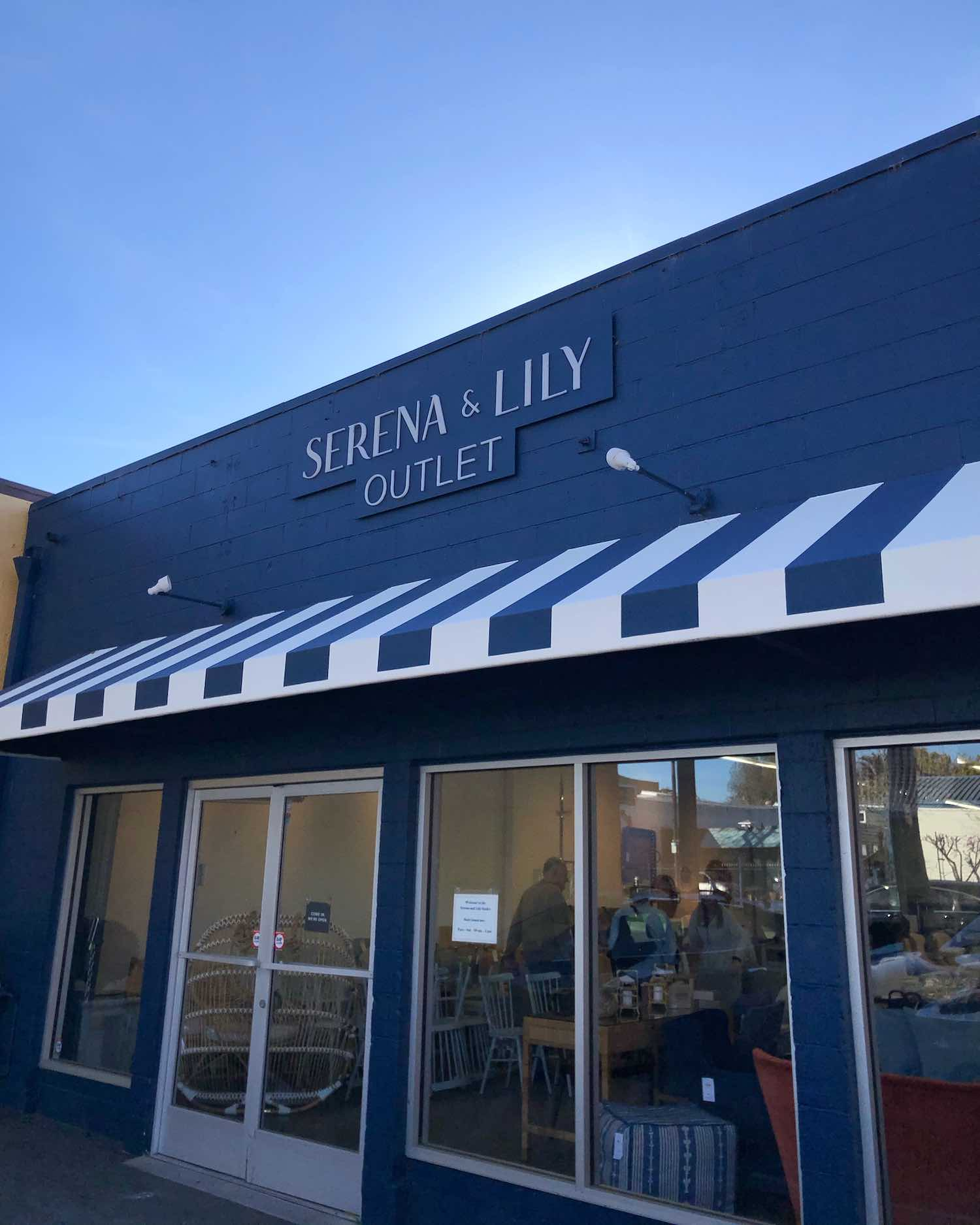 Best Bay Area Home Decor Outlets - Serena and Lily Berkeley