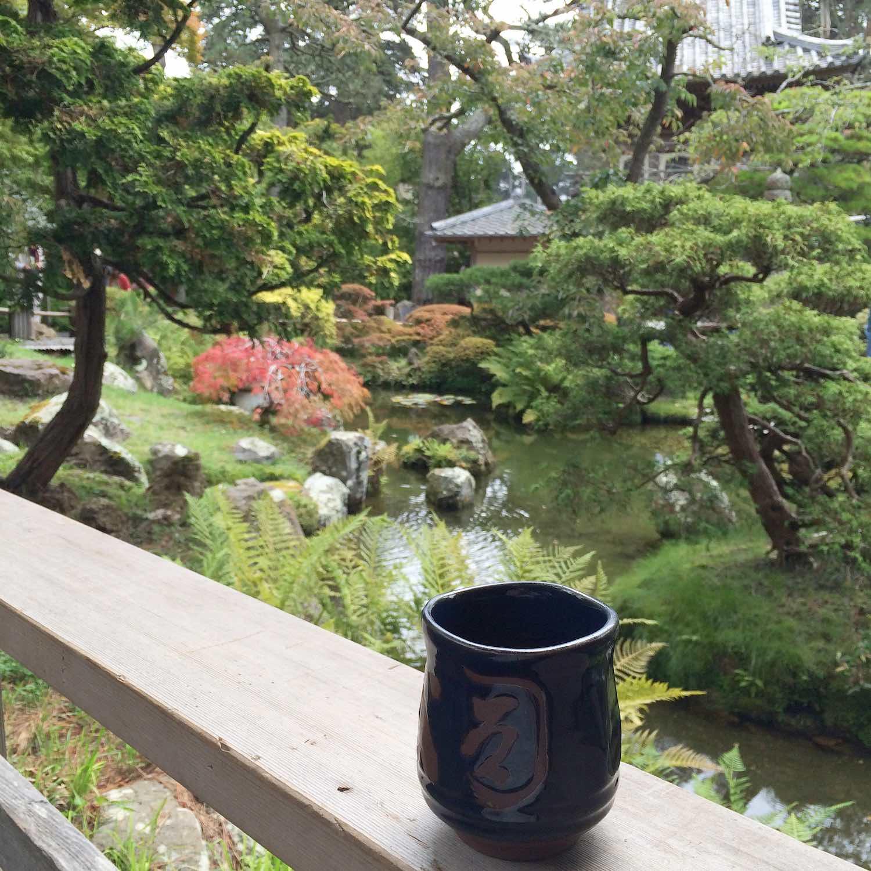 Instagram Worthy Spots in San Francisco - Japanese Tea Garden