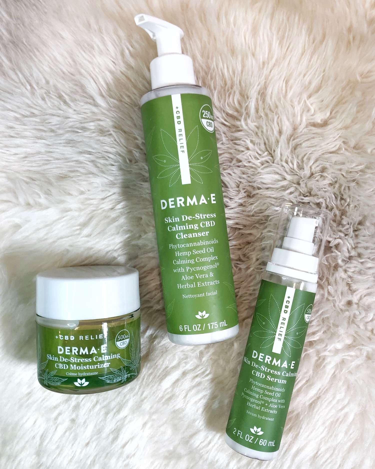 Best Of Derma E - CBD Skin Care