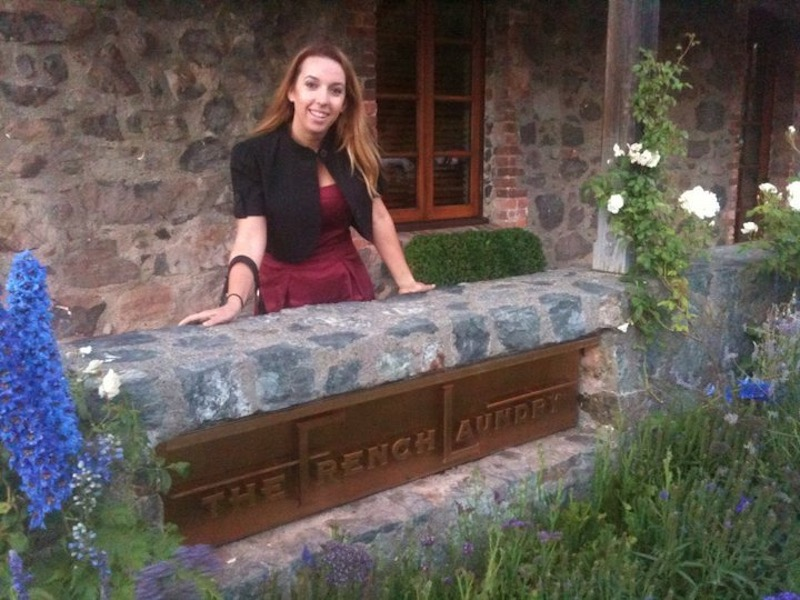 The French Laundry Yountville - Chelsea Pearl