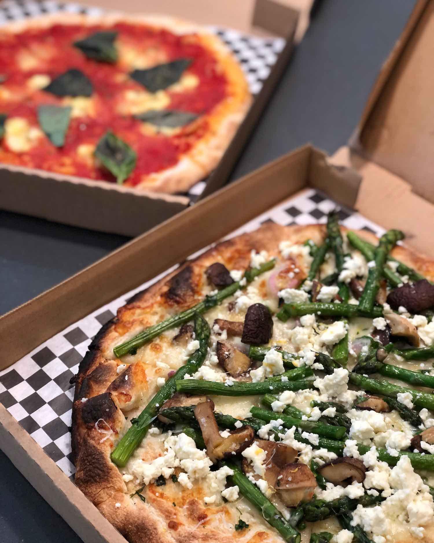 Acre Pizza at The Barlow Sebastopol