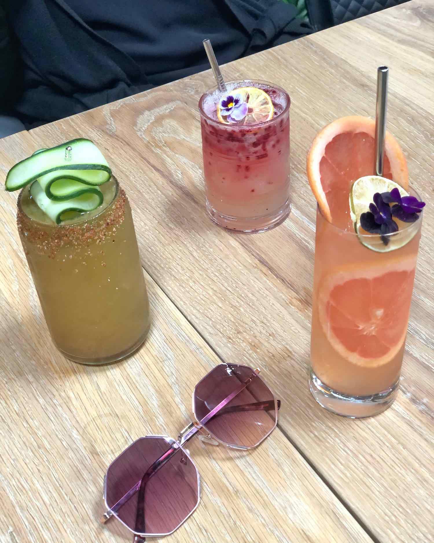 Fern Bar Cocktails at The Barlow Sebastopol